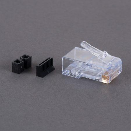 C6 RJ45 Plug - Component Rated (A-B)
