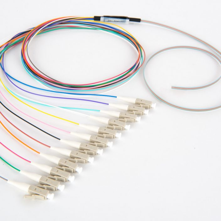 Ribbon Pigtail Copper patch cable