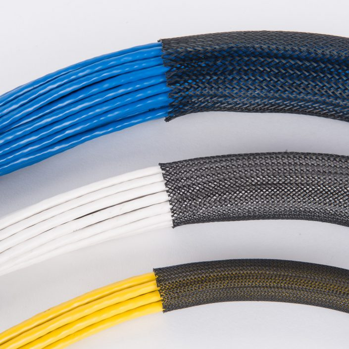 Standard Sleeving Copper patch cord